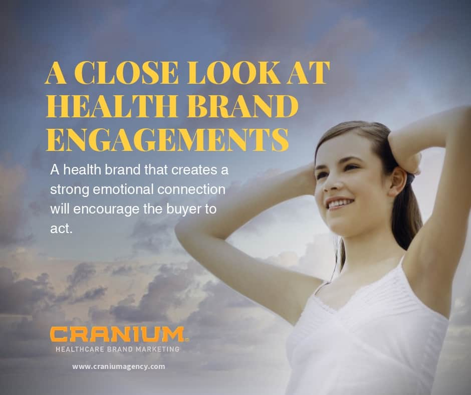 A Close Look At Health Brand Engagement