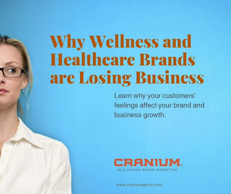 Why Wellness and Healthcare Brands are Losing Business